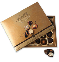 Lindt Luxury Chocolate